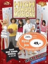 Walt Disney: High School Musical Knížka na rok 2010
