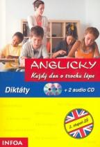 Ingrid Preedy: Diktáty + 2 audio CD