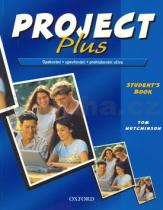 Tom Hutchinson: Project 5 Plus Studenťs Book