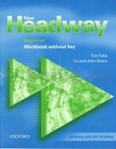 John a Liz Soars: New Headway Beginner WorkBook with key