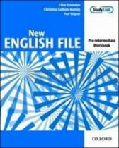 New English File Pre intermediate Workbook