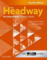John a Liz Soars: New Headway Pre Int. Teacherƒs Book Fourth Edition with Teacherƒs Resource Disc